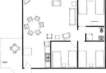 2008.6.6 Cabin 2 Floor Plan