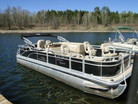 Lake winnibigoshish boat rentals pontoon rentals for Fishing boat rental mn