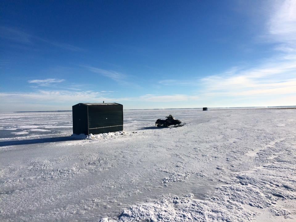 Fishing report 12 21 16 becker 39 s resort on lake winnie for Lake winnie fishing report